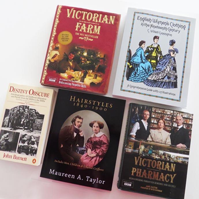 boeken-victoriaans