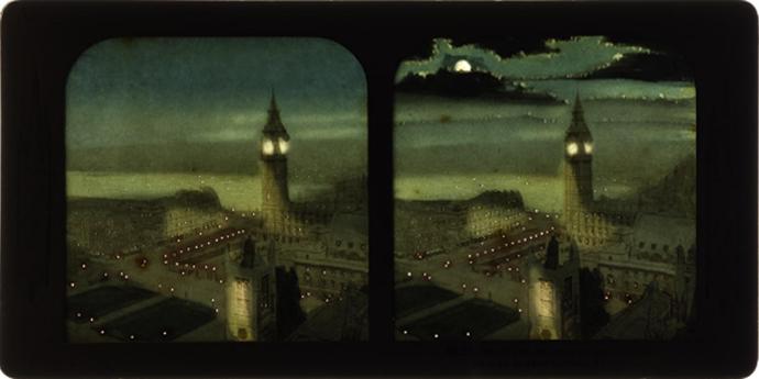 Londen-stereografie