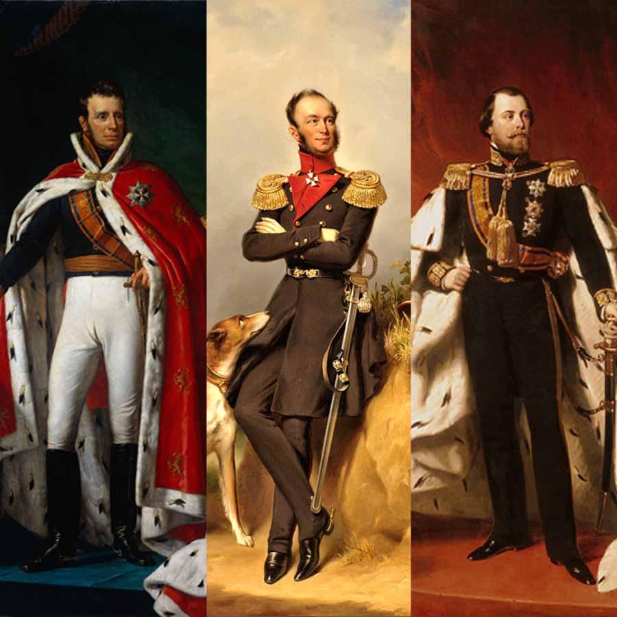 nederlandse-koningen