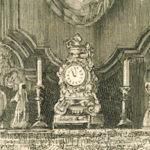 Een huiselijk tafereeltje uit 1886