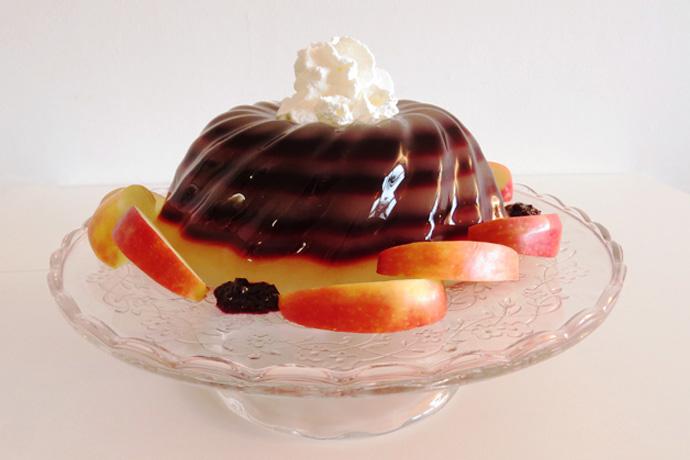 gelei-pudding-garneren