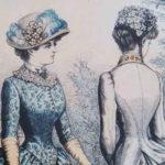 De zomermode van 1882