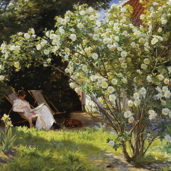 Roses Peder Severin Krøyer