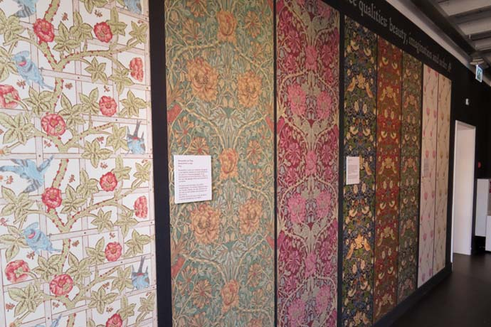 william-morris-behang