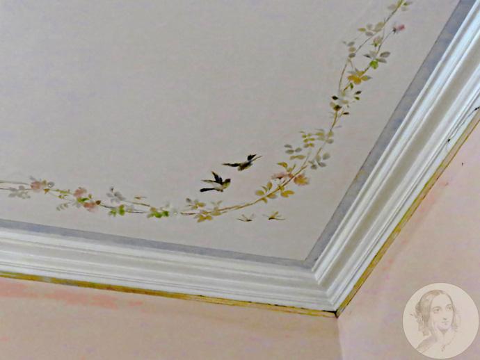 victoriaans-plafond-detail