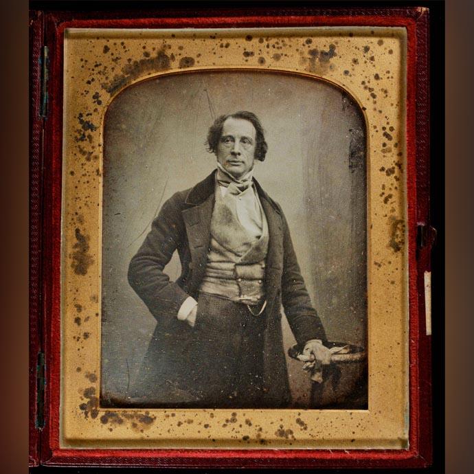 dickens-portret-daguerreotypie