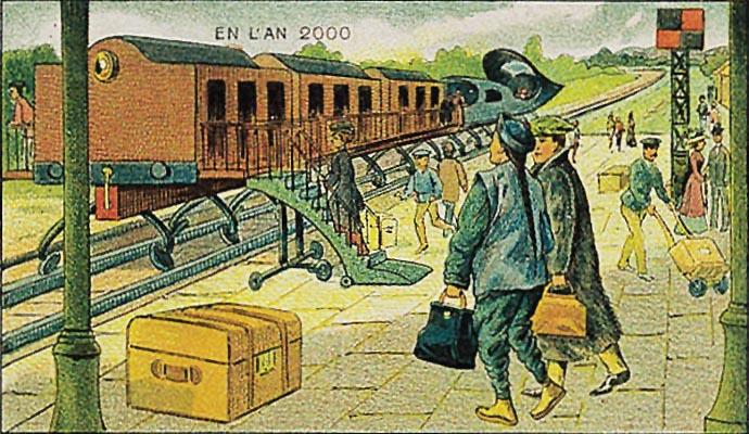 elektrische-trein-21ste-eeuw-futuristisch