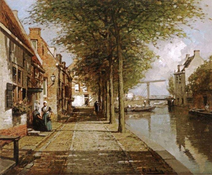 oudewater-19e-eeuw