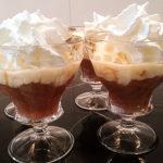 Victoriaans zomerdessert: Rabarber-trifle