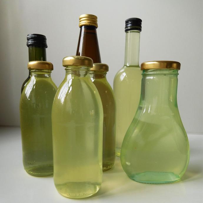 vlierbloesem-limonade-siroop