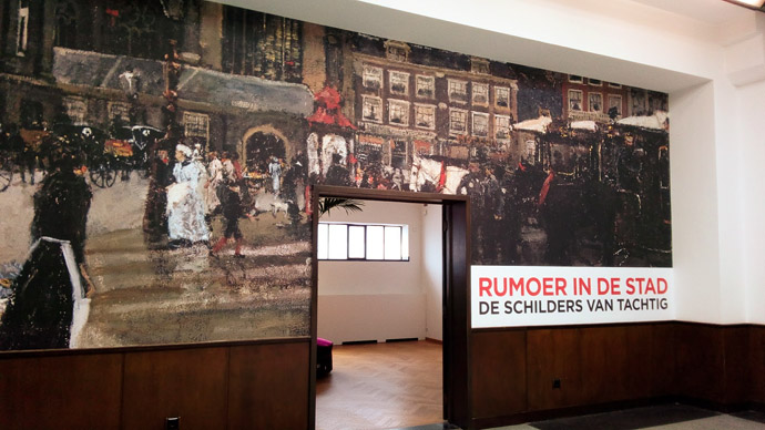 rumoer-in-de-stad