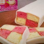 Victoriaans recept: Battenbergcake