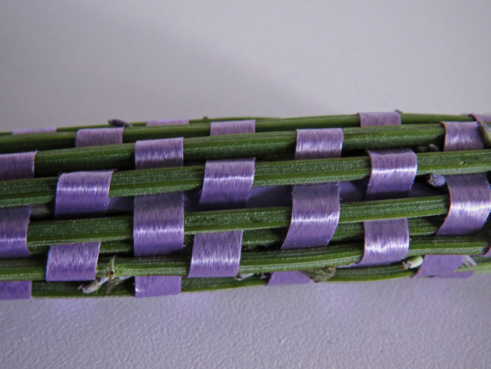 lavendel-stokjes-vlechten