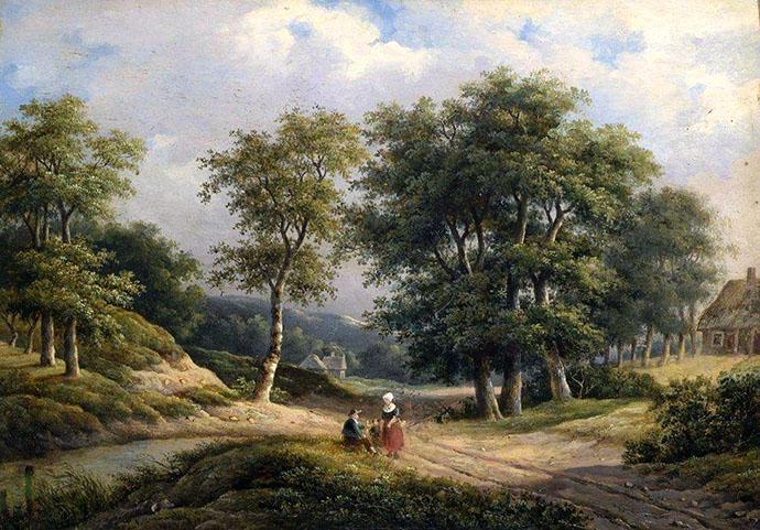 Nederland-in-de-19e-eeuw-koekoek