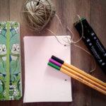 Recycle papier op de ouderwetse manier: zelf een notitieblokje maken