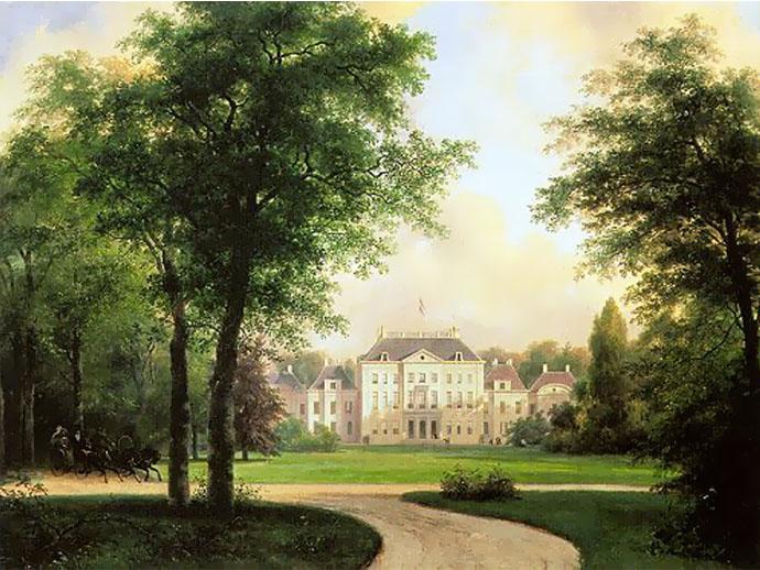 paleis-loo-19e-eeuw