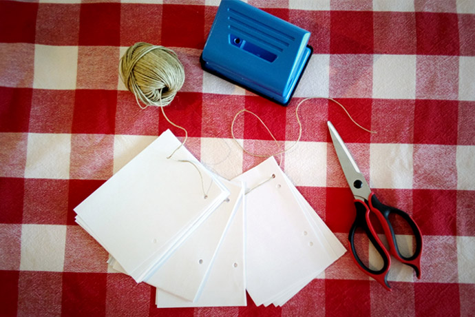 recycle-papier-notebook-maken