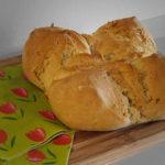 Recept: Een victoriaans Coburg-brood uit de broodbakmachine