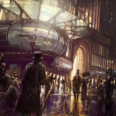 steampunk-victoriaans