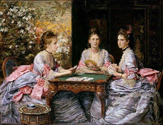 kaartspel-19e-eeuw