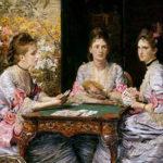 Beeldscherm-detoxen met een victoriaans thema