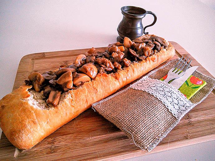 champignonbrood-klaar