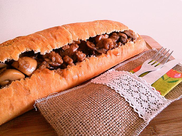 champignonbrood-maken