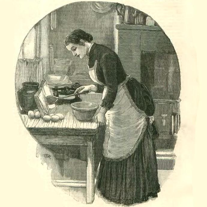 keuken-victoriaans
