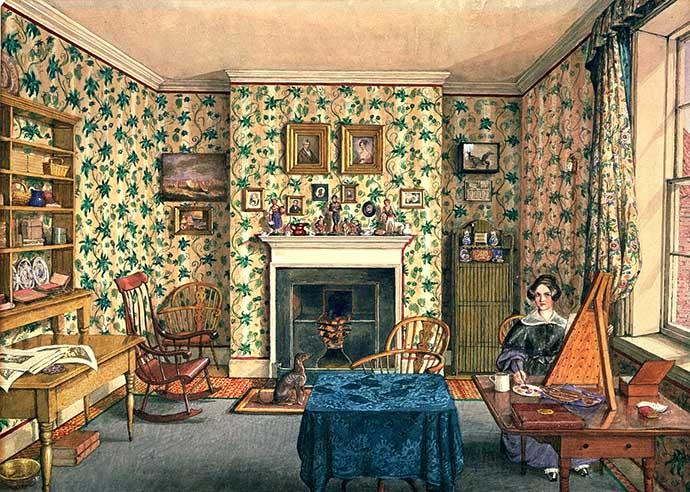 victoriaans-interieur-woonkamer-artist-at-work