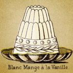 Victoriaans recept: Blanc Mange-pudding