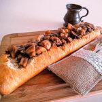 Makkelijk herfstrecept uit 1845: Brood met paddenstoelen