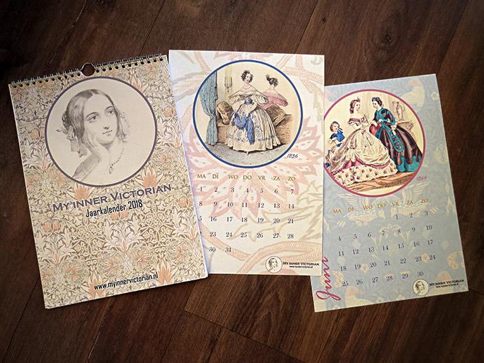 my-inner-victorian-jaarkalender-printable