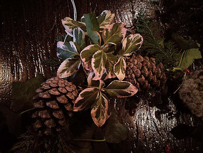 kerst-kransen-maken-dennenappel