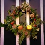 Zo maak je zelf een victoriaanse kerstkrans