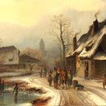 Hartverwarmende victoriaanse wintertafereeltjes