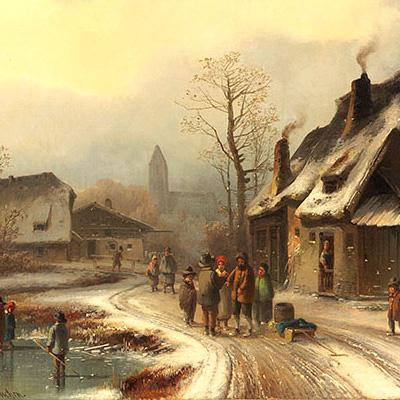 winter-19e-eeuw