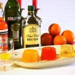 Victoriaanse 'Jello shots' – Pouding Marguerite Glacée