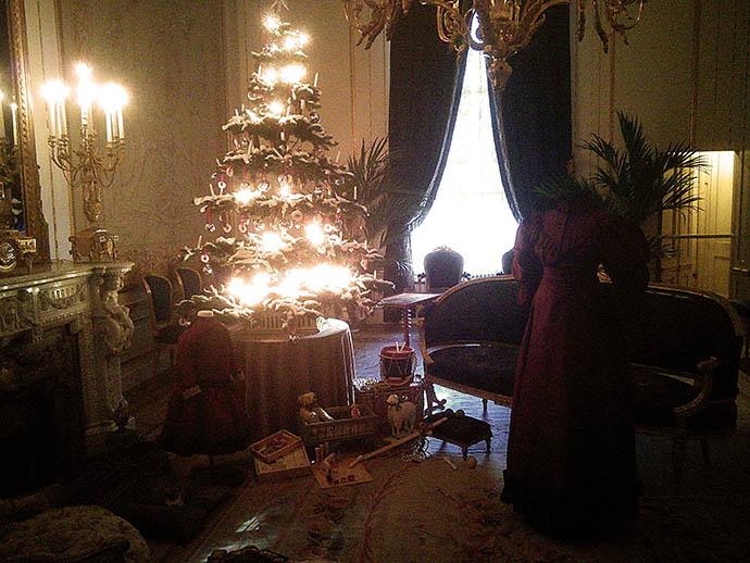 willet-holthuysen-amsterdam-museum-kerstboom-salon