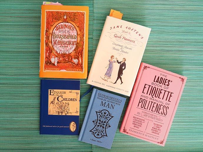 etiquette-regels-victoriaanse-tijd-boeken