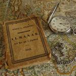 De Enkhuizer Almanak uit 1845: vol nuttige weetjes