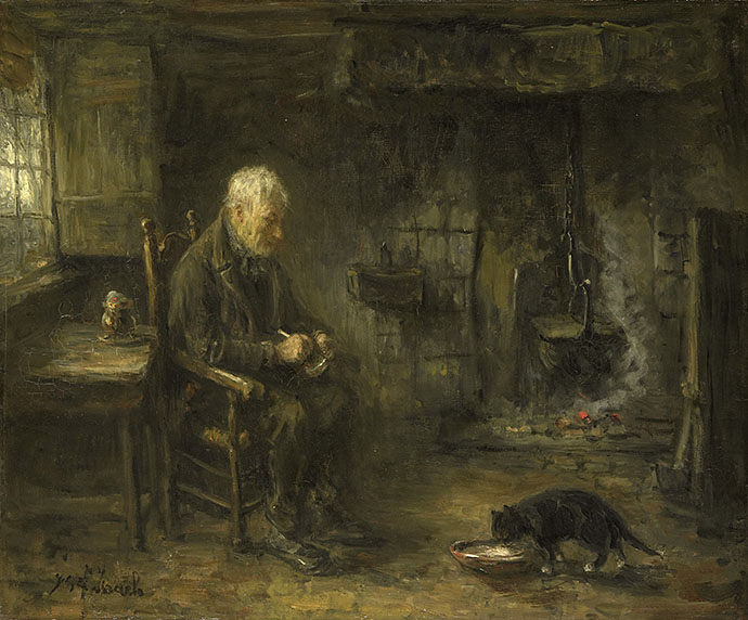 Boereninterieur-Jozef-Israëls-1882