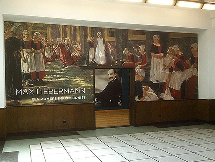 tentoonstelling max liebermann gemeentemuseum den haag