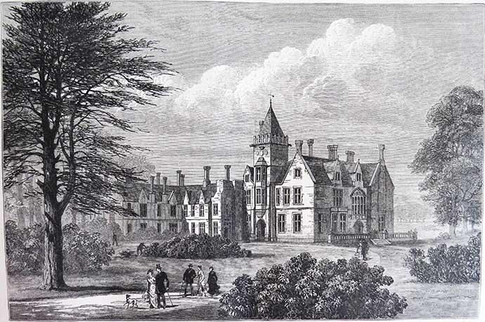 Bagshot Park 1879