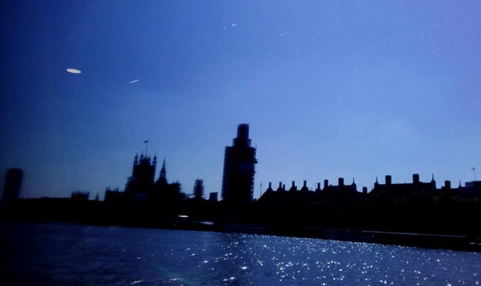 Houses of Parliament in de stijgers