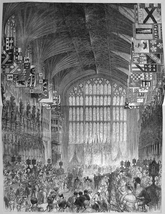 Huwelijk van Prins Arthur van Engeland