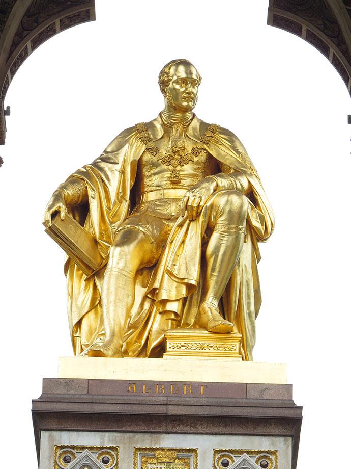 Prins Albert memorial