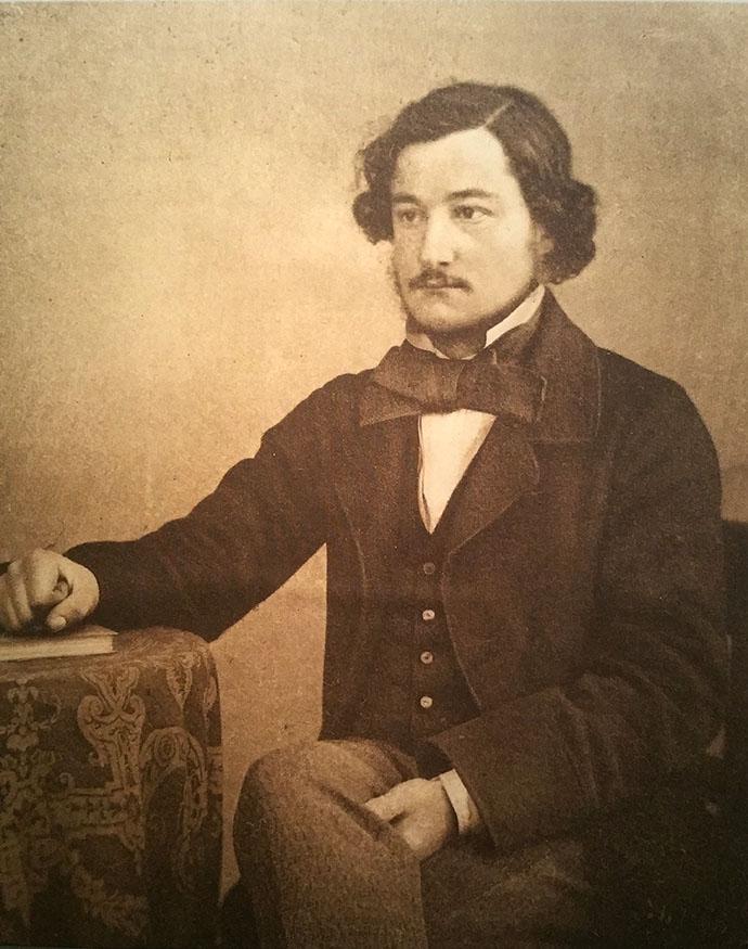 William Morris photo 1857