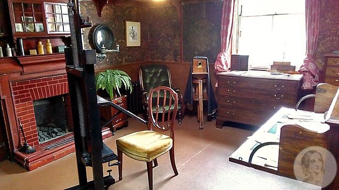 linley sambourne foto studio