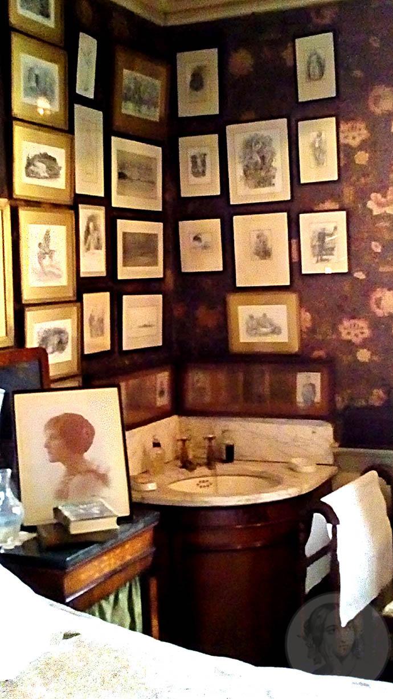 linley sambourne house slaapkamer wastafel