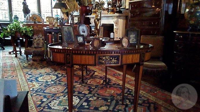 linley sambourne house victoriaans interieur